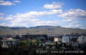 Ulan Bator (Ulaanbaatar)