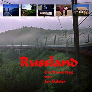 DVD Transsibirische Eisenbahn DIA-Film, Transsib