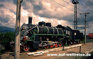 Russland - Transsibirische Eisenbahn