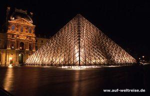 Frankreich Paris Louvre