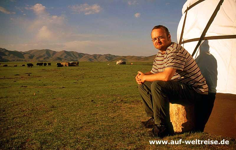 Freier Bildjournalist, Reisejournalist und Autor Jan Balster