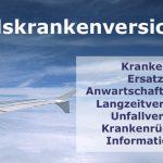 Backpacker, Auslandskrankenversicherung, Krankenkassen, Ersatzkassen, Anwartschaftsversicherung, Langzeitversicherung, Unfallversicherung, Krankenrücktransport, Informationsquellen