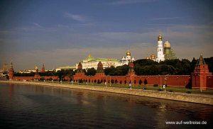 Russland, Moskau, Kreml, Mauer, Kremlmauer, Regierung, russisch, orthodox, Türme, rot, Himmel, Moskwa, Fluss