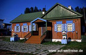 Russland Lamakloster Iwolginsk Schule