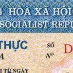 Vietnam Visum Visa
