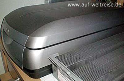 Scanner, Dia, Papier, Foto, Bilder, Dokumente