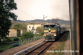 Russland, Transsibirische Eisenbahn, Transsib, Zug, Reisen, Reise, Asien, Baikal, Baikalsee