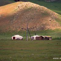 Gorki-Tereldsh, Nationalpark, Mongolei, Zentralasien, Chentij-Gebirge, Nomaden, Steppe, Grassteppe, Berge