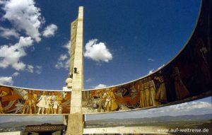Ulan Bator, Ulaanbaatar, Mongolei, Zentralasien, Ausflug, Rundblick, Berge, Aussichtspunkt