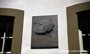 Karl Marx, Friedrich Engels, Marx, Engels, Geburtshaus, Trier, Deutschland, Europa, Bürgerhaus, Sozialismus, Kommunismus, Kapital