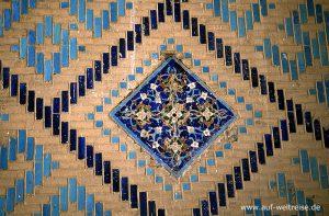Zentralasien, Usbekistan, Asien, Kacheln, Seidenstraße, Mittelasien, Mosaik, Handwerk