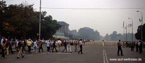 Vietnam, Hanoi, Ho, Chi, Minh, Zentralasien, Südostasien Ba Dinh Platz, Bauwerk, Architektur, Mausoleum, Onkel Ho