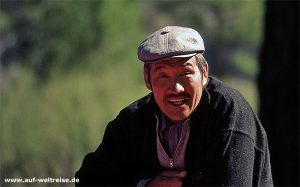 Mongolei, Mann, Mensch, Portrait, Frontansicht, Leben