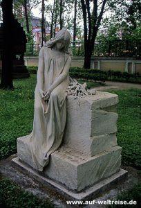 Russland, Petersburg, Alexandr-Newskij-Kloster, Grab, Friedhof, Kloster, Grabmal