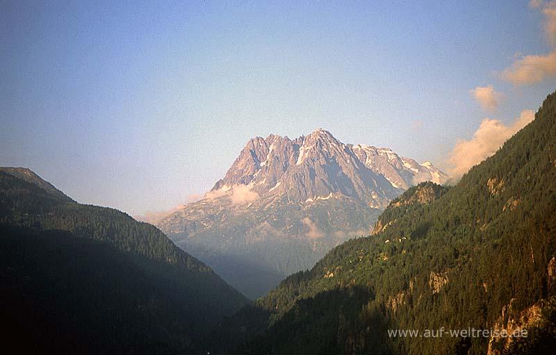 Frankreich Alpen Berge Gebirge Europa