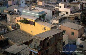 Vietnam, Saigon, amerikanisches Viertel, Backpacker Viertel