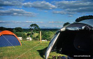 Zelt, Tunnelzelt, campen, Trekking, Outdoor