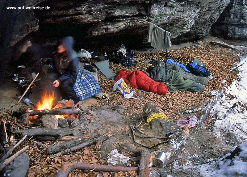 boofen, freier Himmel, campen, Trekking, Outdoor, zelten, übernachten, Unterkunft, biwak