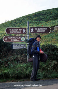 Irland Wanderer