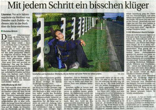 Sächsische Zeitung - 6. September 2006