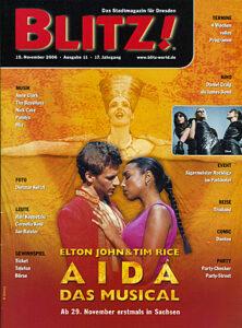 Zeitschrift Blitz 2006