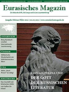 Eurasiesches Magazin 2011