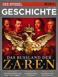 Spiegel Zeitschrift 2012