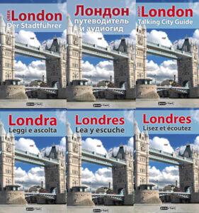 Reiseführer London Jourist Verlag