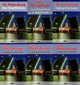 Reiseführer St. Petersburg Jourist Verlag